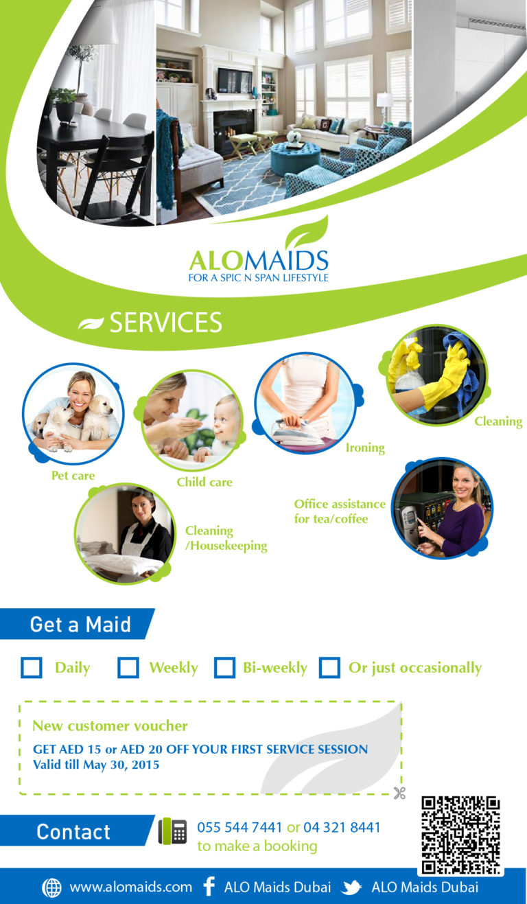 Alomadis Flyer  Front